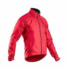 Sugoi Versa Bike Jacket Mens Large Chili Red Cycling NEW