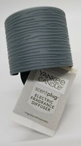YANKEE CANDLE SCENTPLUG BASE DIFFUSER - GRAY BIRCH NEW with TAGS