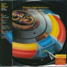 Elo ( Electric Light Orchestra ) Out Of The Blue picture disc Vinyl 2 LP +Downlo