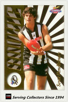 2006 Select AFL Champions Draft Rookie Card DR5 Scott Pendlebury (Collingwood)