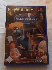 Playstation PS 2 - Ratatouille - Deutsch - Pixar - 2007