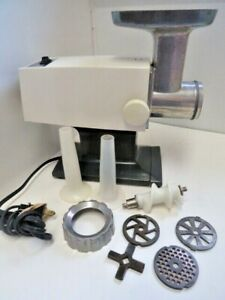 Pre-Owned Vintage Rival Grind-O-Matic Model 2100 M2 Electric Meat Grinder