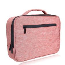 Damero Travel Electronics Organizer / Ipad Case / Camero Accessories Carry Bag,