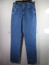 Carhartt mens dark wash traditional fit tapered leg work jeans 32x36 TALL NWT
