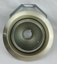 "NEW Progress Lighting P8076-09-30K 6"" Adjustable Brushed Nickel Recessed Eyeball"