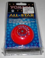 Yomega Professional All Star Red Yo-Yo - Brand New