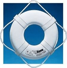 """Jim-Buoy Life Ring Buoys with Beckets Diameter 19"""" JB-19 MD"""