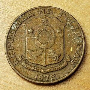 1972 Philippines 5 Sentimos, KM# 197
