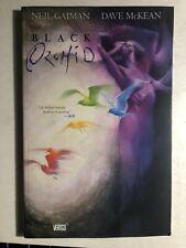 Black Orchid Neil Gaiman & Dave McKean (2012) Dc Vertigo Comics Tpb Fine- 1st
