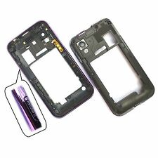 Genuine Samsung Galaxy Ace S5830 rear chassis side housing camera glass Purple