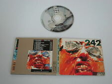 FRONT 242/TYRANNY FOR YOU (RED RHINO EUROPE-PRE CD 11)DIGIPAK