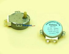 Piatto girevole motore GALANZ sm16t AC 30v, 50/60hz, 5/6 r/min, 3w per microonde