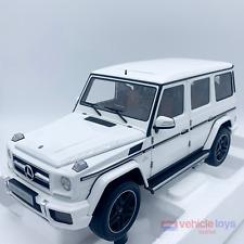 AUTOart 76321 1/18 Mercedes-AMG G63 Gloss White Diecast Model