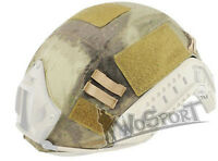 Tactical Military Hunting Helmet Cover for Ops-Core Fast Helmet BJ/PJ/MH A-TACS