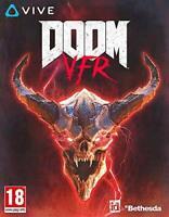 Doom VFR - Jeu PC VR (casque Vive requis) - Neuf sous blister - FR