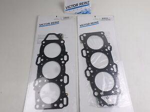 PAIR Victor 5656 5857 Cylinder Head Gaskets for 90-95 Mazda 3.0 JE39 JE48 JAPAN