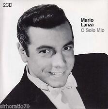 MARIO LANZA O Solo Mio CD - 2 Disc Set