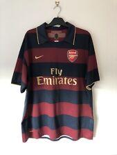 Arsenal Away Third Football Shirt 2007/08 07 08 XXL Extra Extra Large