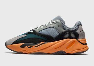 adidas Yeezy Boost 700 Wash Orange US Men's Size 6 GW0296