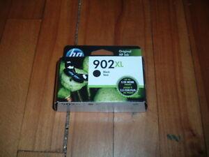 HP 902 XL BLACK INK CARTRIDGE~ BRAND NEW~ FACTORY SEALED~