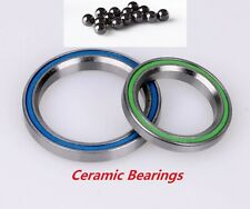 "41mm/52mm Headset Ceramic Bearings for 1 1/8-1 1/2"" Tapered Headtube"