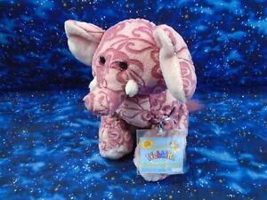 Webkinz  Batik Elephant HM458 New