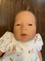"""LEE MIDDLETON """"BREATH OF LIFE""""  BABY KATHRYN BABY DOLL #041603 BY REVA #442"""