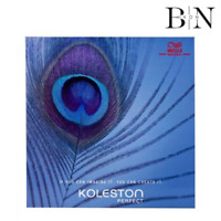 Wella KOLESTON Shade Chart - PERFECT TECHNICAL (Worth £54.99) GENUINE PRODUCT