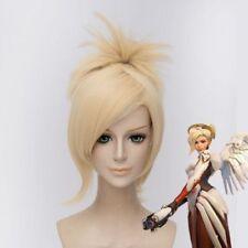 Watch The Pioneer Butt Angel Mercy Angel Angela Ziegler Anime Cosplay Wigs