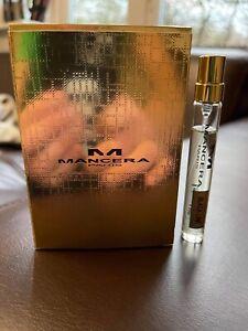 MANCERA Paris BLACK LINE 8ml Sample Spray