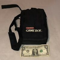 Vintage NES Nintendo GameBoy Carrier Carrying Case For Games & Console Unit