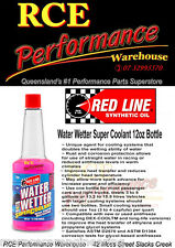 RED80204 Redline Oil WaterWetter Super Coolant 12oz Bottle