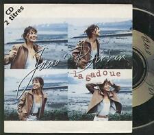 JANE BIRKIN La Gadoue 2 TRACK FRENCH CARDslv CD SINGLE