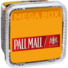 3 x Pall Mall Allround Red Mega Box Volumentabak 240g