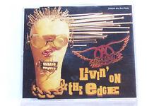 Livin' on the edge (1993) Aerosmith (GED 21790) CD