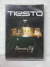 "Tiesto Live Concert DVD "" World Tour Copenhagen "" Trance Music Dj"