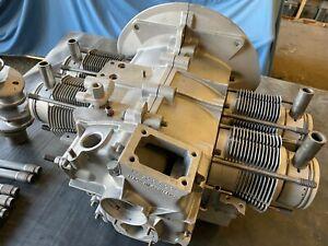 PORSCHE 356 B ENGINE 1963 1600S # 0705156 TYPE 616/12 T6 MATCHING 3RD PIECE