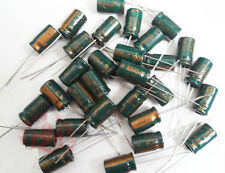 100pcs 1000uF 6.3V 8x12mm Electrolytic Radial Motherboard Capacitor