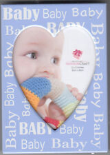 Baby Picture Frame , Boy, Blue, By Fashion Craft, New