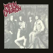 Elektra + METAL CHURCH - BLESSING IN DISGUISE + 1989, Mike Howe a'la Metallica