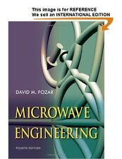 Microwave Engineering by David M. Pozar (2011)(Int' Ed Paperback)4 Ed