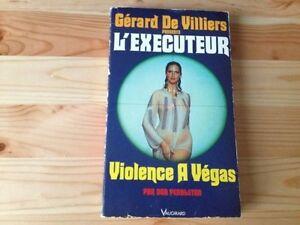 Don Pendleton - Violence A Vegas