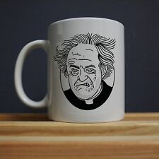 Father Jack - Feck Off Mug Father Ted Gift Mugs For Him For Her Birthday