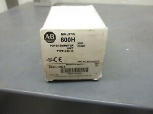 ALLEN BRADLEY 800H-JR2A7 Potentiometer