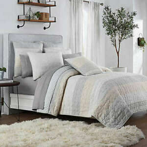 UGG Tideline Twin Quilt in Sand