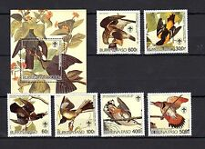 Burkina Faso 1985 Birds MNH --(cv 28)