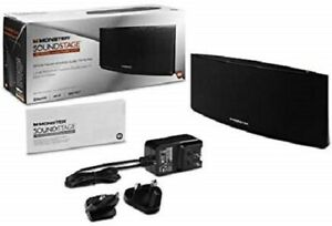 Monster StreamCast S1 - Professional Audio System Bluetooth Wi-Brand New Sealed