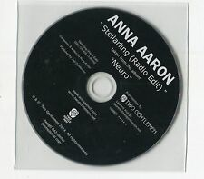 Anna Aaron - cd-PROMO - STELLARLING © 2014 - EU-1-Track-CD - Indie Pop