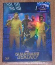 Guardians of the Galaxy (blu-ray) Steelbook - novamedia. NEW & SEALED.