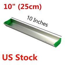 "10"" Aluminum Emulsion Scoop Coater Silk Screen Printing Coating Tool USA Stock"